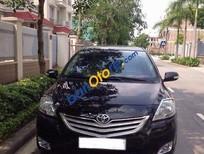 Bán ô tô Toyota Vios E năm 2010, màu đen, giá chỉ 378 triệu