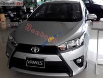 Cần bán Toyota Yaris 1.3E đời 2016, màu bạc, nhập khẩu