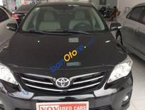 Bán Toyota Corolla altis 1.8AT năm 2013, màu đen, giá chỉ 710 triệu