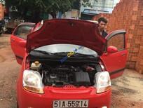 Cần bán lại xe Chevrolet Spark LS đời 2009, màu đỏ giá cạnh tranh