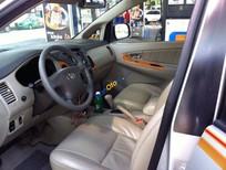 Bán ô tô Toyota Innova V năm 2008, màu bạc