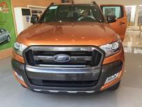 Ford Ranger Wildtrak 3.2L 4x4 AT đời 2017 đủ màu, giao xe ngay, hỗ trợ trả góp 7 năm, tặng phụ kiện đi kèm