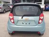Bán Chevrolet Spark 1.2 MT 2016, màu xanh