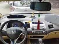 Cần bán Honda Civic 1.8 2008, màu đen