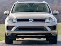 Bán ô tô Volkswagen Touareg GP đời 2016, màu nâu, nhập khẩu nguyên chiếc