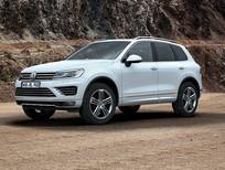 Cần bán xe Volkswagen Touareg GP đời 2016, màu nâu, nhập khẩu chính hãng