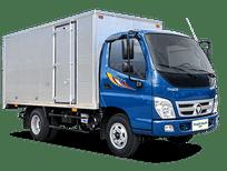 Xe tải Ollin 345, K2800, tải trọng 2 tấn 4, 2t4, 2.4t, 2.5 tấn chạy trong thành phố