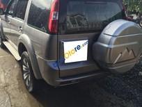 Cần bán xe Ford Everest MT 2011, màu xám số sàn