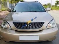 Cần bán lại xe Lexus RX 350 sản xuất 2006, màu vàng, xe nhập