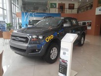 Bán xe Ford Ranger XLS 4x2 AT 2017 màu ghi xám, giá cả đàm phán, có xe giao ngay