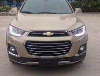 Bán xe Chevrolet Captiva REVV 2017, giá tốt nhất, hỗ trợ trả góp cao