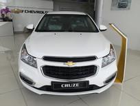 Chevrolet Cruze 1.6LT số sàn 6 cấp, thiết kế mới.