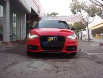 Bán xe Audi A1 2016, màu đỏ đen, nhập khẩu