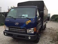Bán xe tải Hyundai 7 tấn, màu xanh lam, nhập khẩu