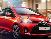 Cần bán Toyota Yaris 1.3E đời 2016, màu đỏ, giá 597 triệu