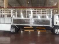 Bán ô tô xe tải 5 tấn - dưới 10 tấn Isuzu 8,2 tấn VM năm 2016, màu trắng, 750 triệu