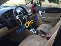Cần bán Chevrolet Captiva AT 2008, màu đen, giá 440tr