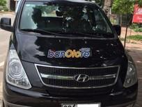 Cần bán Hyundai H-1 Starex đời 2008, màu đen, nhập khẩu, chính chủ