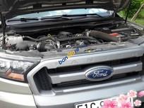 Cần bán Ford Ranger XLS MT sản xuất 2015, màu bạc, giá tốt