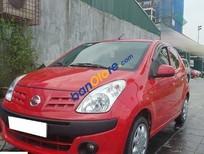 Cần bán Nissan Pixo đời 2011, màu đỏ, giá 355tr