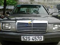 Bán Mercedes 190 đời 1984, màu đen, nhập khẩu nguyên chiếc