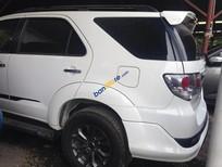 Cần bán xe cũ Toyota Fortuner Sportivo đời 2014, màu trắng