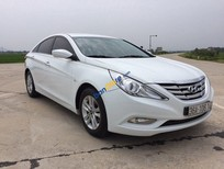Bán xe Hyundai Sonata Y20 đời 2010, màu trắng chính chủ, giá chỉ 550 triệu