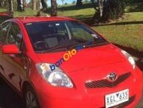 Bán Toyota Yaris AT 2009, màu đỏ, giá 500tr