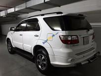 Bán ô tô Toyota Fortuner Sportivo đời 2011, màu trắng như mới