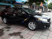 Bán Toyota Corolla 1.8 XLE đời 2008, màu đen, nhập khẩu