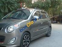 Bán xe cũ Kia Morning LX năm 2010, màu xám, xe nhập, 335 triệu