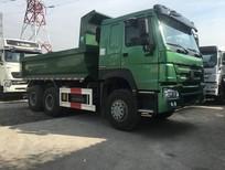 Bán xe tải Ben Howo 3 chân nhập khẩu- ben Howo 3 chân giá tốt nhất