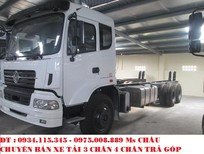 Bán xe tải DongFeng Trường Giang 3 chân(3 giò) 14,5 tấn- Dongfeng 14T5 trả góp