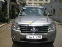 Cần bán gấp Ford Everest MT đời 2011