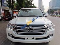 Cần bán Toyota Land Cruiser VX đời 2016, màu trắng