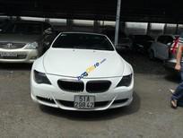 Cần bán lại xe BMW 6 Series đời 2006, màu trắng, nhập khẩu