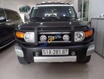 Auto 273B cần bán Toyota Fj cruiser 4.0 năm 2009, màu đen, xe nhập