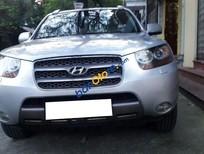 Bán Hyundai Santa Fe SLX đời 2008, màu bạc, nhập khẩu