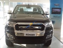 Bán Ford Ranger đời 2017, màu đen, nhập khẩu nguyên chiếc, 715 triệu - 0961917516