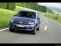 Bán ô tô Volkswagen Tiguan GP 2016, màu xanh lam, nhập khẩu