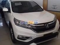Bán xe Honda CR V 2.0 đời 2015, màu trắng, số tự động