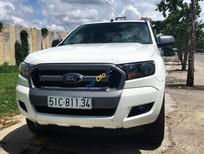 Bán ô tô Ford Ranger XLS AT đời 2015, màu trắng, nhập khẩu