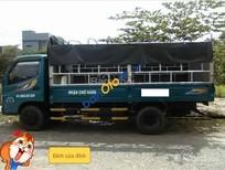 Cần bán xe tai 2,5t Thaco OLLIN đời 2010, màu xanh lục