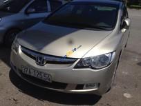 Cần bán gấp Honda Civic 2008, 405tr