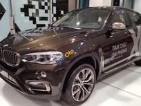 Cần bán xe BMW X6 đời 2017, màu nâu, nhập khẩu chính hãng tại miền Trung