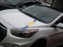 Bán xe cuxc  Hyundai Accent đời 2015, màu trắng