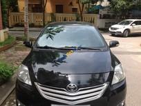 Cần bán Toyota Vios E đời 2010, màu đen, 355 triệu