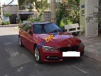 Cần bán gấp BMW 3 Series 320i sản xuất 2014, màu đỏ, nhập khẩu chính chủ