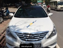 Bán xe cũ Hyundai Sonata Y20 đời 2010, màu trắng