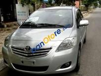 Bán ô tô Toyota Vios MT đời 2009, màu bạc
